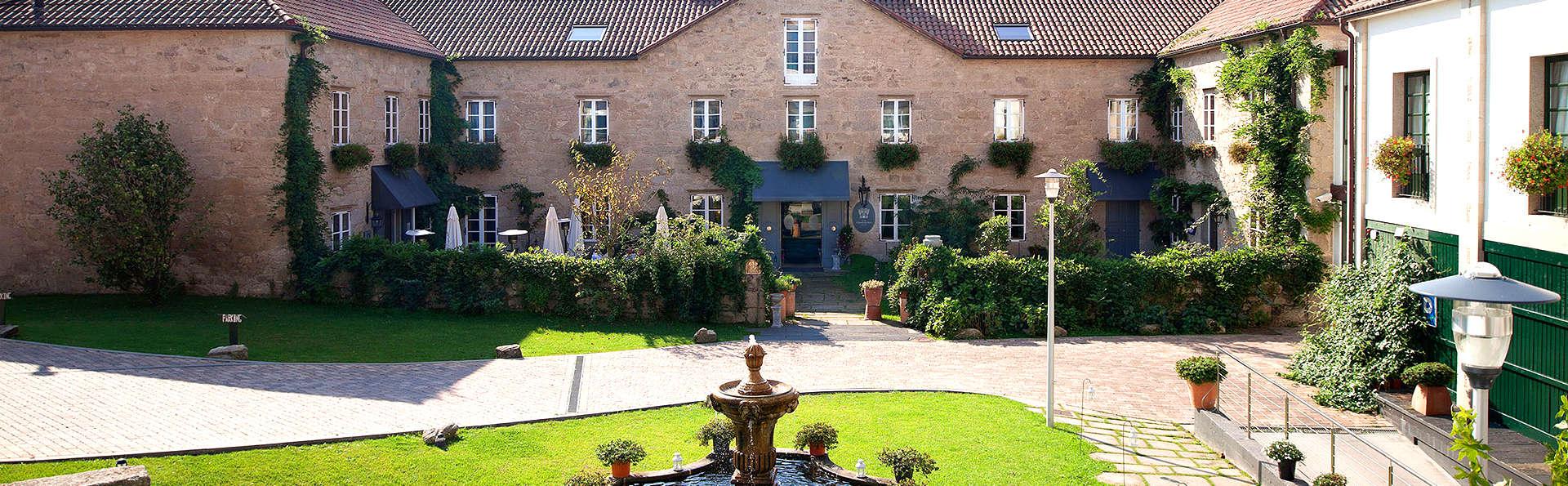 Week-end près de Santiago dans un Hotel Relais & Chateau