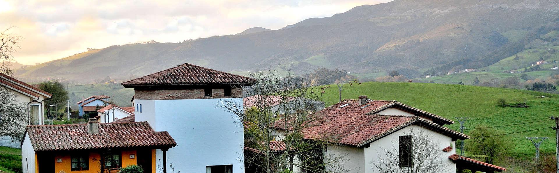 Escapade en pleine nature, dîner typique et dégustation de produits des Asturies (àpd 2 nuits)