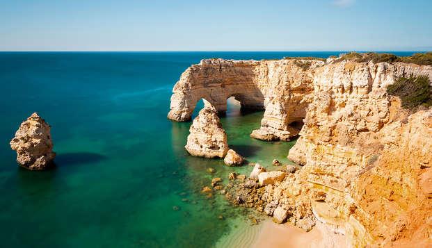 Escapada con Spa, almuerzo o picnic a elegir y traslado gratis hasta la playa de Carvoeiro