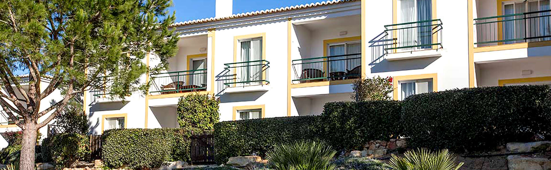 Mini-vacances en Algarve, demi-pension avec transfert à la plage de Carvoeiro (à partir de 3 nuits)