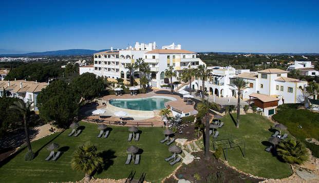 Gezinsvakantie met halfpension en kinderen gratis in de Algarve (vanaf 5 nachten)
