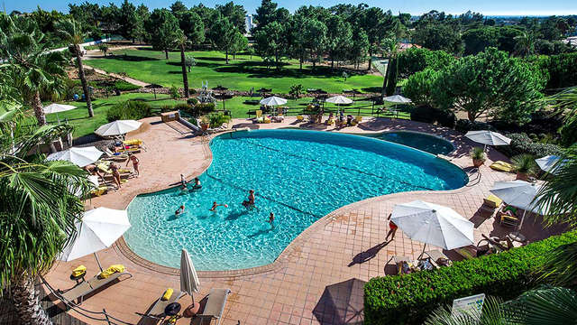 Escapada relax con acceso al Spa en un resort con preciosas vistas a la naturaleza del Algarve