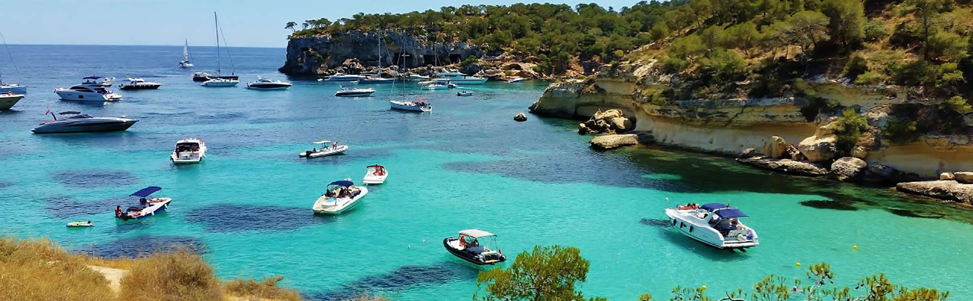 Tous inclus et vue sur la mer à Colònia de Sant Jordi, Majorque (à partir de 3 nuits)