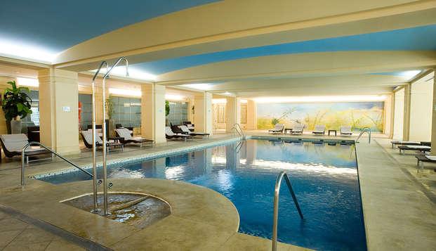 Escapada con desayuno y acceso al spa en hotel de lujo 5* en Almería (Desde 2 noches)