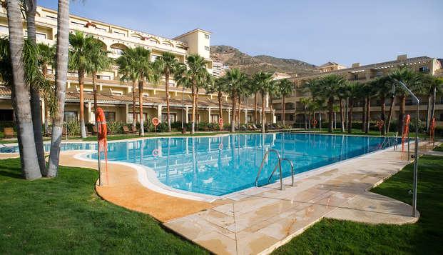 Minivacaciones: Opción con acceso al spa en un lujoso hotel 5*, Almería (Desde 3 noches)