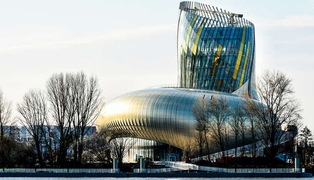 City trip à Bordeaux avec entrée à La Cité du Vin