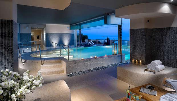 Approfitta di un soggiorno lungo a Livorno con spa inclusa! (da 3 notti)