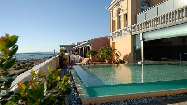 Soggiorno di lusso da 5* a Livorno davanti al mare