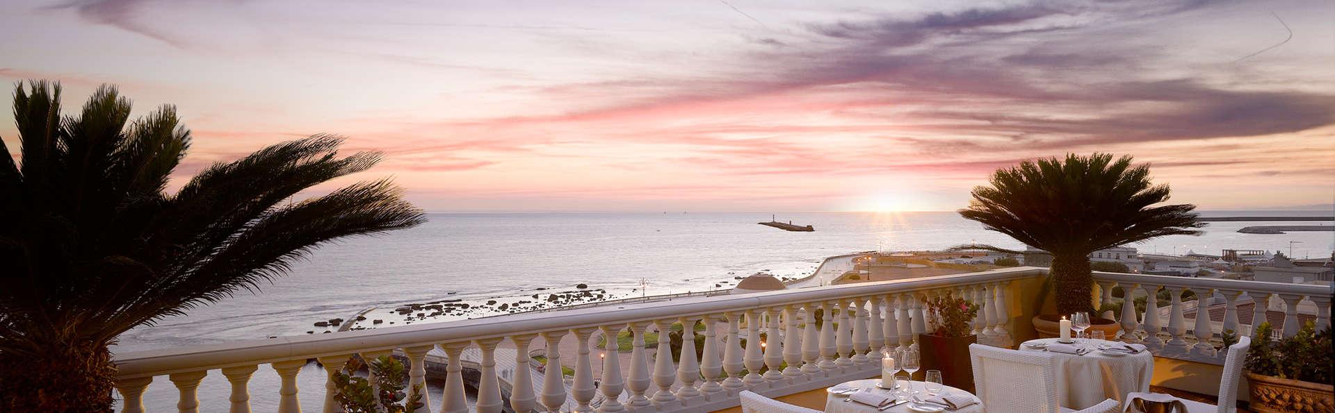 Weekend di extra lusso e di relax con vista mozzafiato sul mare di Livorno in Junior Suite