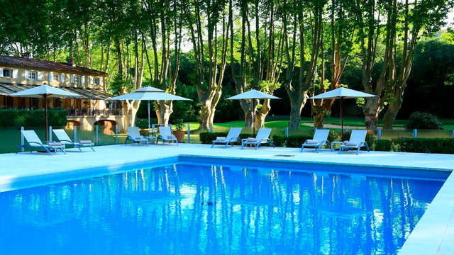 Le Moulin de Vernegues Hotel et Spa Les Collectionneurs - new pool