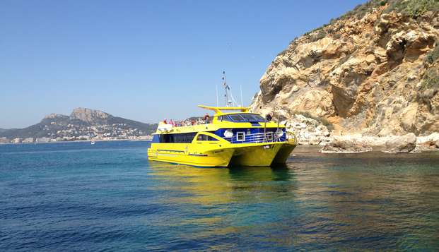 Descubre en crucero las maravillas del les Illes Medes en l'Estartit