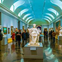 Escapada con visitas a Museos