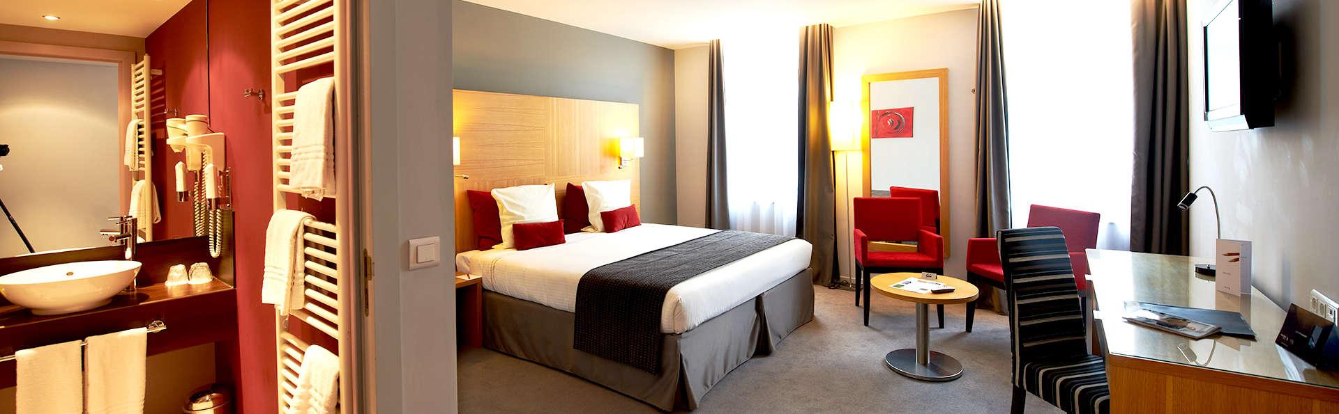 Estancia en un moderno hotel de Lieja (desde 2 noches)