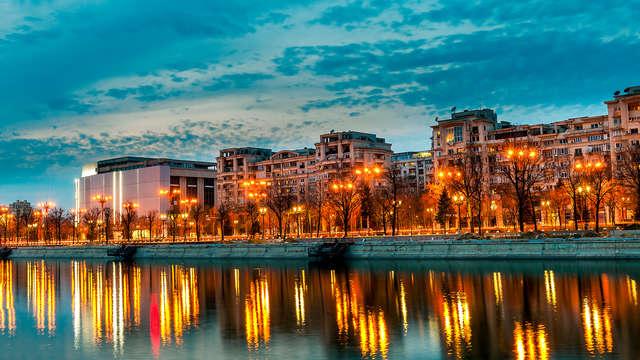 Descubre el corazón de Bucarest, el pequeño París