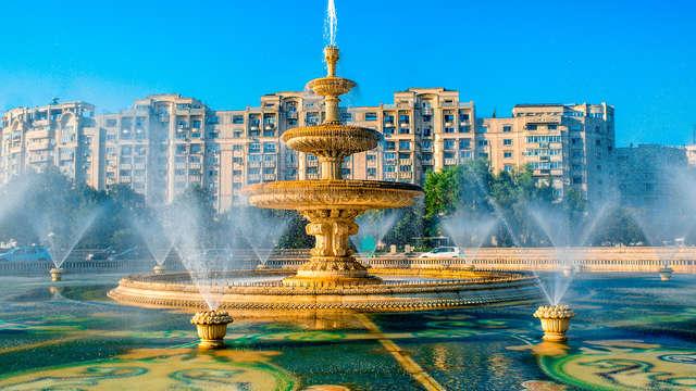 Descubre las mil facetas de Bucarest