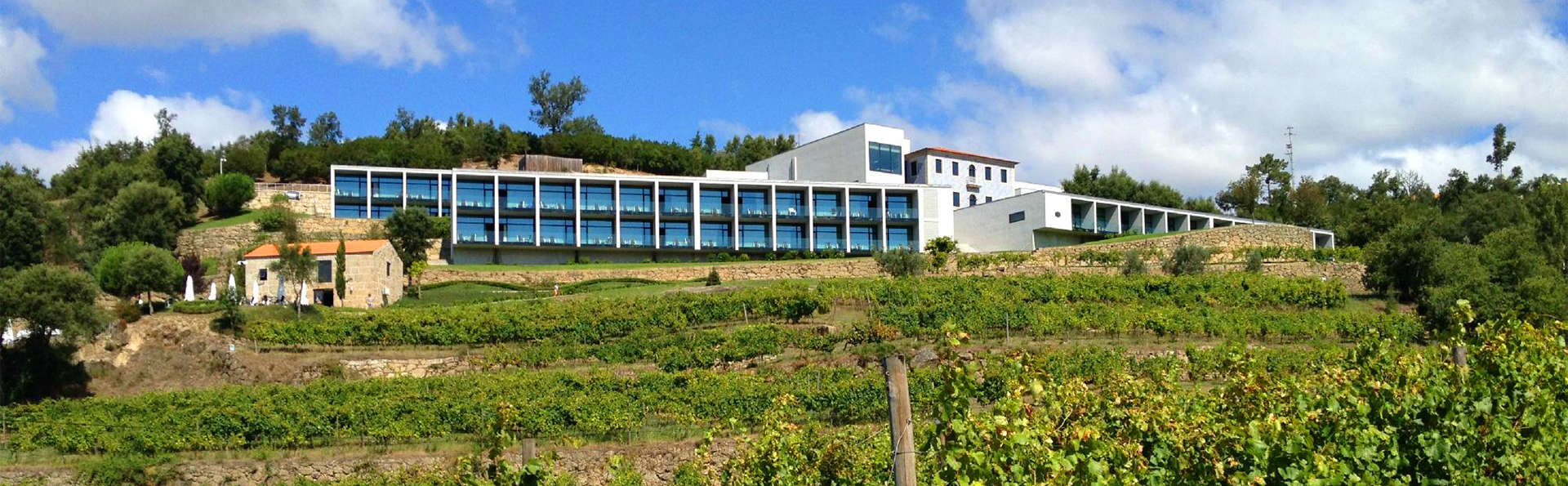 Escapada relax con acceso al Spa en Santa Cruz do Douro (desde 2 noches)