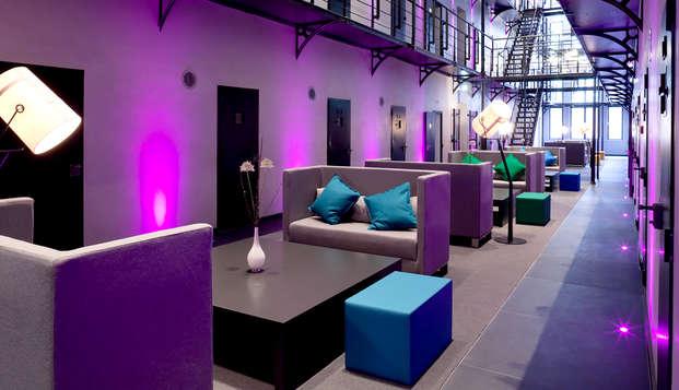 Détendez-vous dans une ancienne prison à Roermond