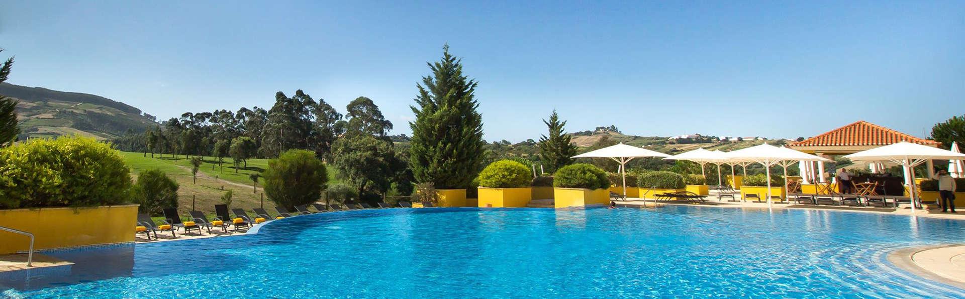 Escapada romántica con acceso al Spa en un lujoso hotel en Turcifal
