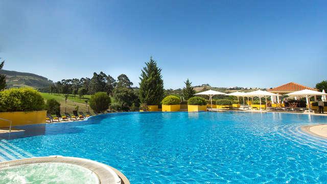 Uitje in Turcifal bij een vijf-sterrenhotel met een luxueus ontbijt