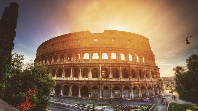 Confort e tranquillità a un passo dal centro storico di Roma