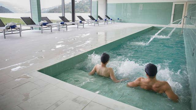 Escapada relax en un hotel de lujo con acceso al Spa en plena naturaleza de Ribadouro