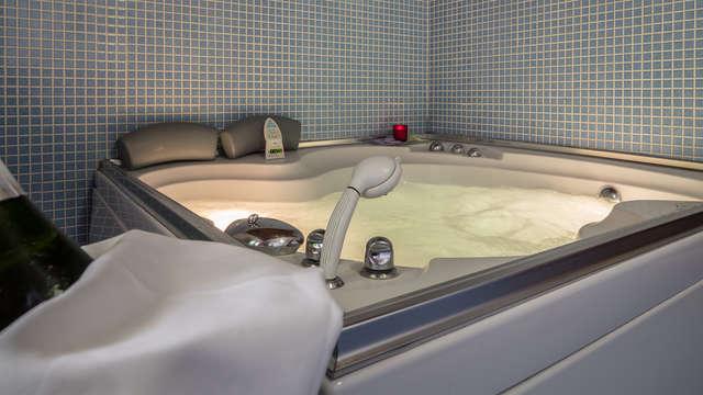 Relájate en plena campiña asturiana con bañera hidromasaje