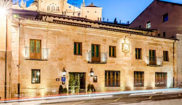 Escapada en Salamanca en un 5*