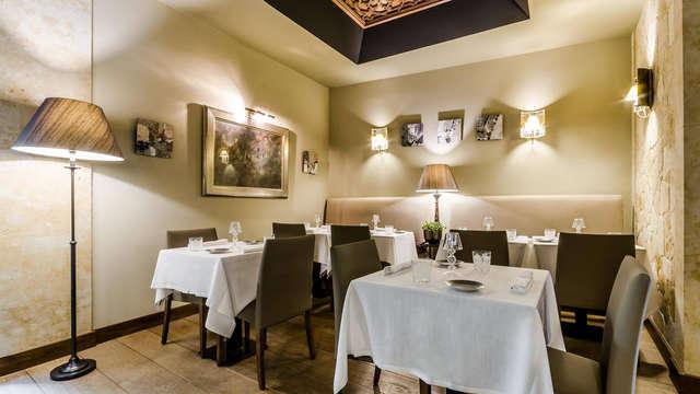 Escapada con Cena y Spa: Disfruta de los encantos de Salamanca en un 5 estrellas