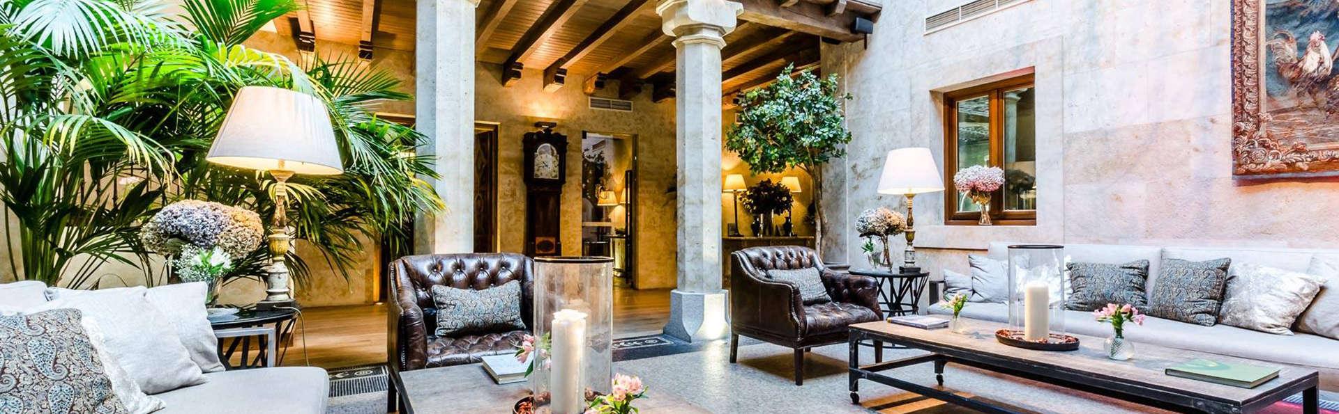 Oferta Especial: Escapada con Spa y lujo en Salamanca