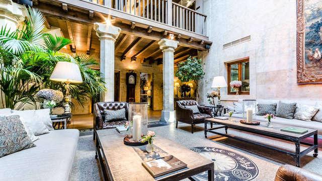 Oferta Especial: spa y lujo en Salamanca