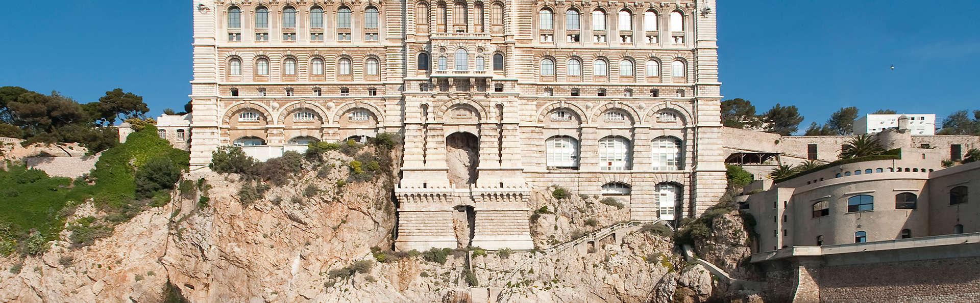 Week-end à Monaco avec entrées au Musée océanographique