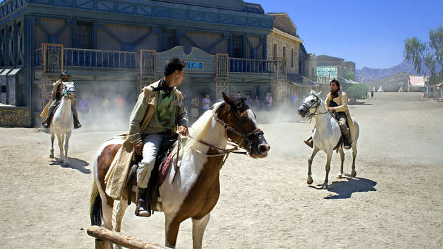 Escapada Western con entradas al Mini Hollywood de Tabernas