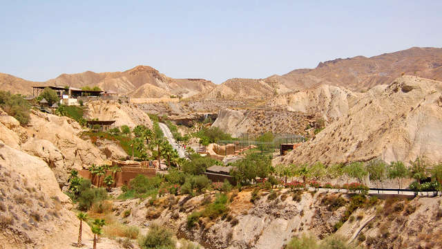 Hospederia del Desierto
