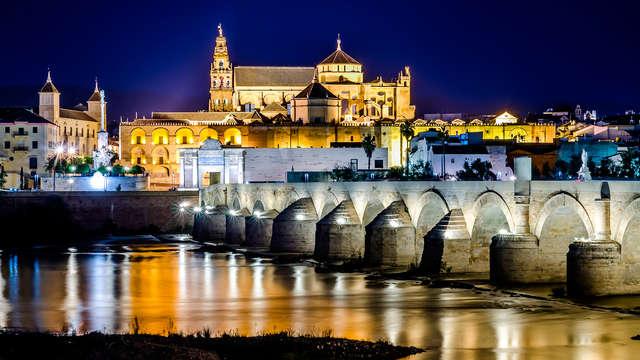 Escapada en pleno centro de Córdoba, a un paso de la Mezquita