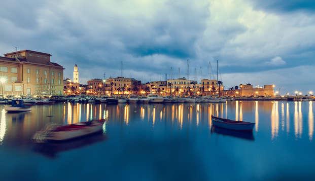 Art, luxe et relax en suite dans le cœur de Bari
