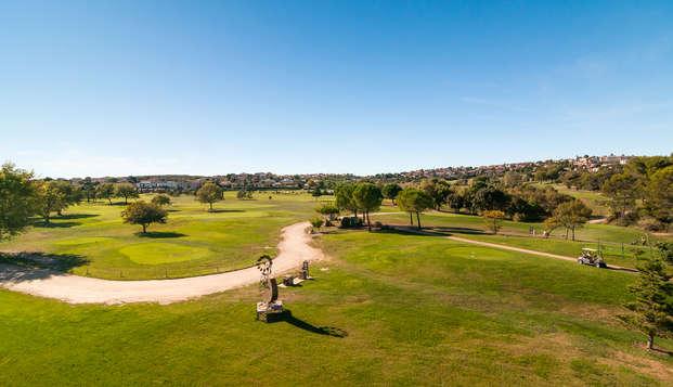 Séjour golfique et détente aux portes de Montpellier