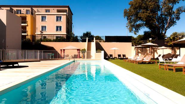 Escapade détente dans un cadre superbement arboré aux portes de Montpellier