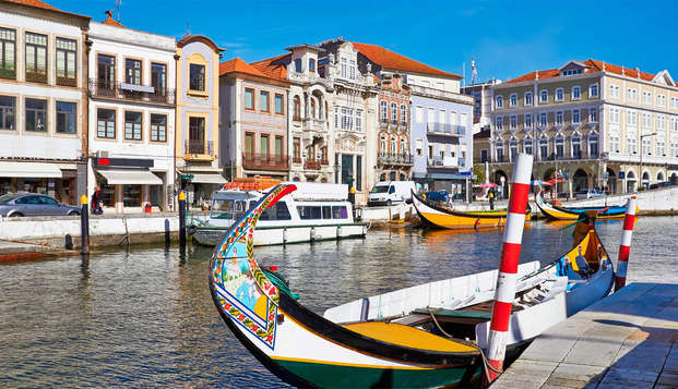 Escapada en Portugal : Descubre las Maravillas de Aveiro (desde 2 noches)
