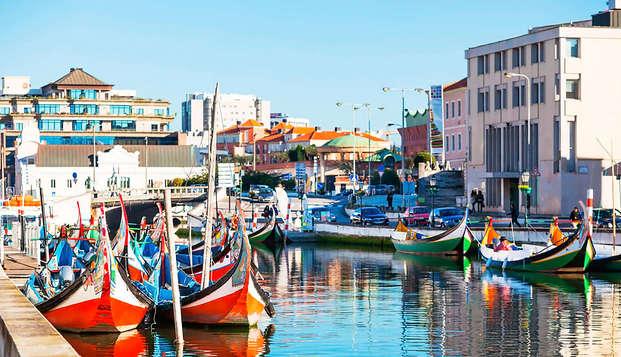 Especial Portugal: Vive la Venecia portuguesa (desde 2 noches)