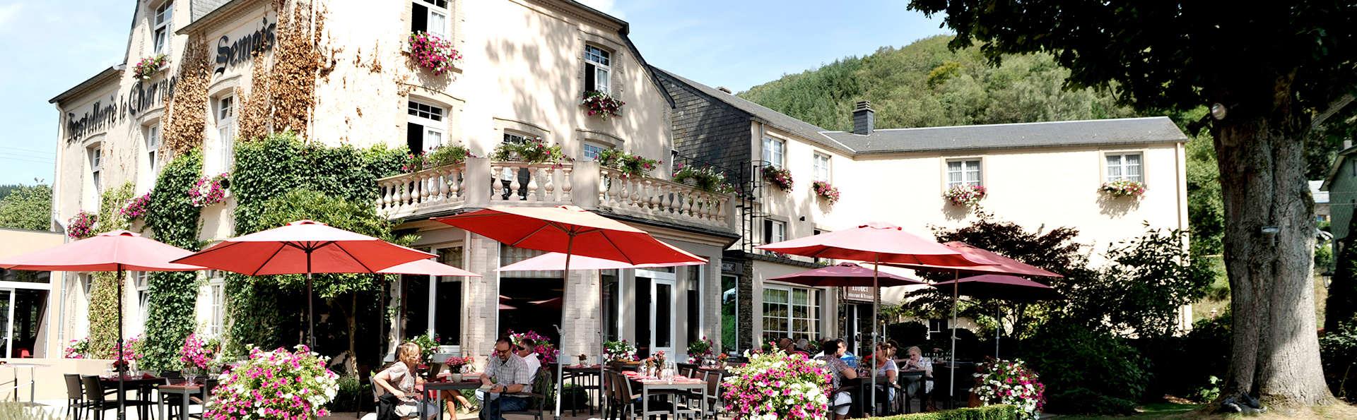 Weekend au coeur des Ardennes avec entrées pour l'abbaye d'Orval