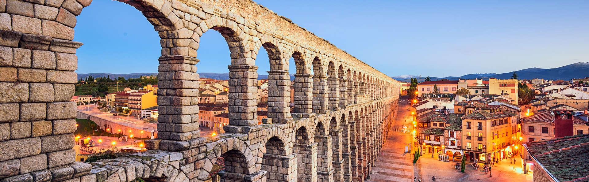 Escapada con Spa en Segovia