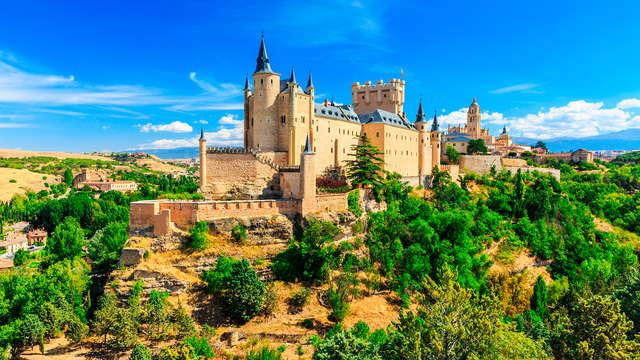 Escapada en Segovia con acceso al Spa, descuento en tratamientos y salida tardía (desde 2 noches)