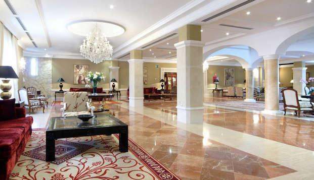 Escapada familiar con acceso al Spa y niño gratis en un hotel 4* en Segovia (desde 3 noches)