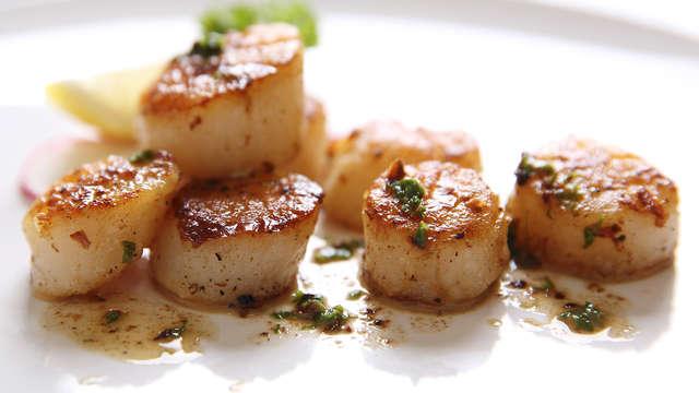 Descubre la gastronomía típica gallega en un hotel en O Carballiño