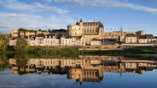 Week-end à Tours et visite du Château Royal d'Amboise