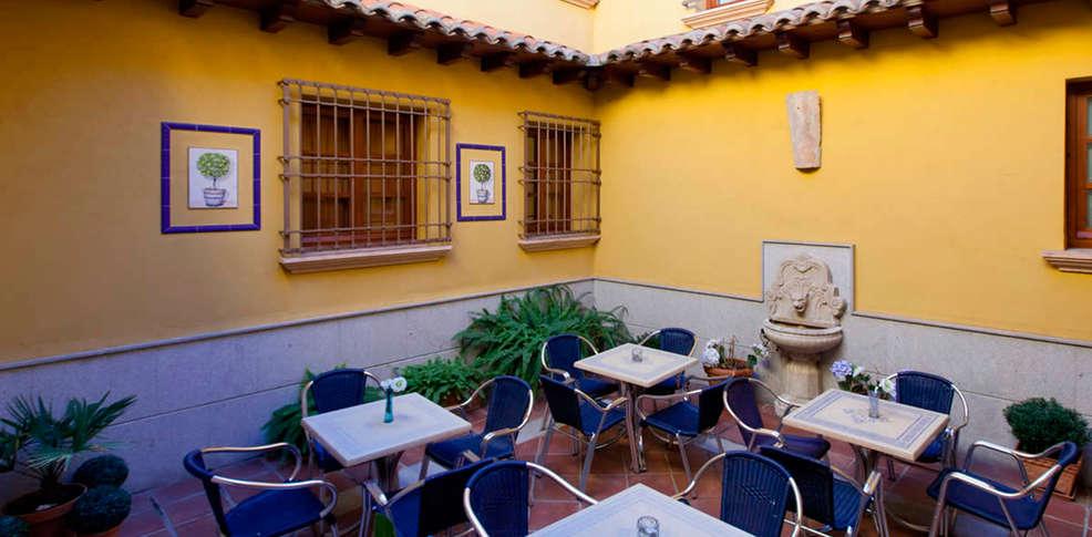 Hotel casona de la reyna 3 toledo espagne for Reservation hotel en espagne gratuit