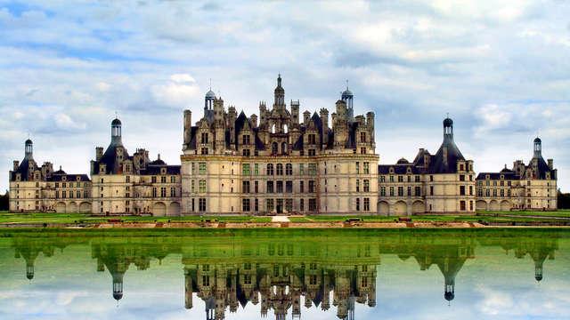 Découvrez le zoo de Beauval et le château de Chambord le temps d'un séjour (à partir de 2 nuits)