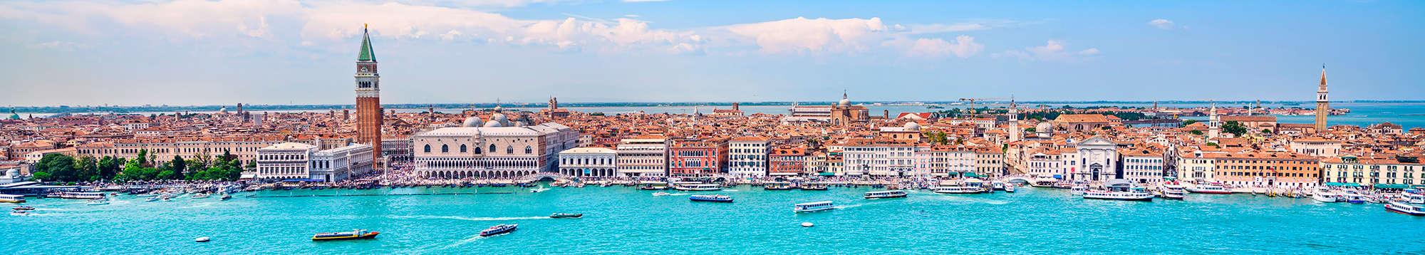 Escapadas fin de semana en Venecia