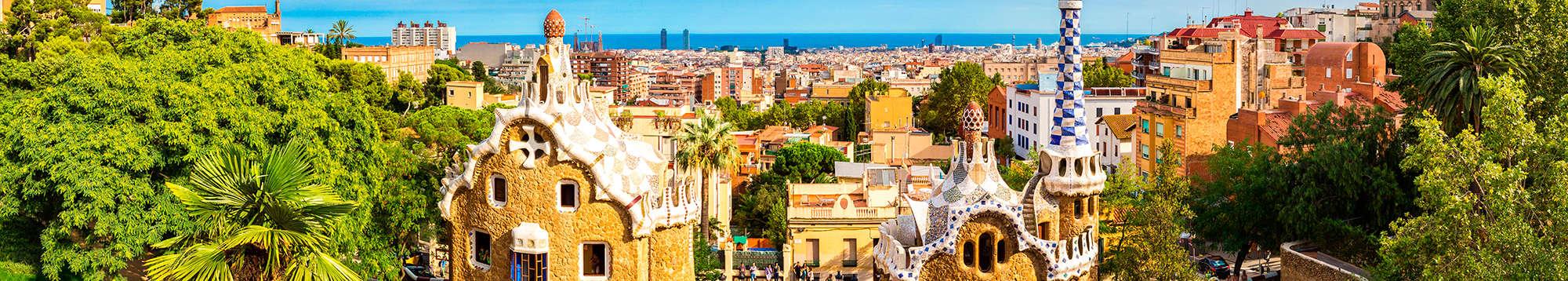 Escapadas fin de semana en Barcelona
