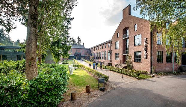 Culinair genieten bij Landgoed Kapellerput in Heeze (vanaf 2 nachten)